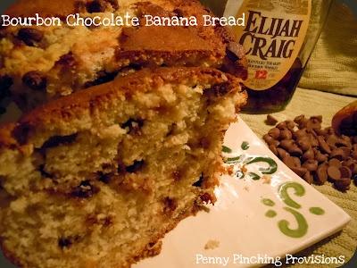 ... | Pinterest | Bourbon, Banana Bread and Chocolate Chip Banana Bread