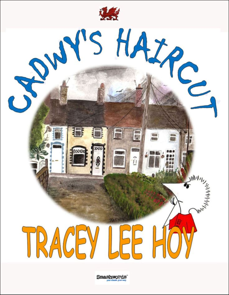Cadwy is about to start Big School. His mother decides to have his long, messy hair cut for the Big Day. His friends tease him about his haircut and he tries to solve the problem himself but decides he doesn't want to go to school after all, although the big day will arrive anyway. Cadwy's Haircut is recommended for 5 to 7 year old readers and the story is suitable for 3 years and over.  By Tracey Lee Hoy ISBN: 9781465729781