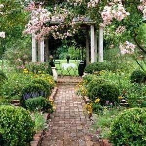GardenRant: Dress My Shade: Beautiful Walkways...