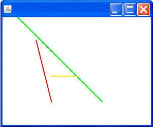 In this java tutorial chapter we explain you how to create a line drawing using java programming language. In this java program we demonstrate how to make the stroke line i.e. how to create thick and thin line. For this we have used BasicStroke class. This object is passed to the setStroke() method. Get java code and example for more details.