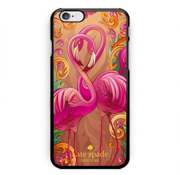 BEST CHEAP Kate Spade Beauty Pink Flamingo Print On Cover Case For iPhone 6/6s 7 #UnbrandedGeneric #Cheap #New #Best #Seller #Design #Custom #Case #iPhone #Gift #Birthday #Anniversary #Friend #Graduation #Family