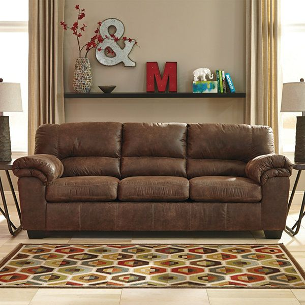 Ashley Bladen Couch Choose Slate Instead Of Coffee Ashley