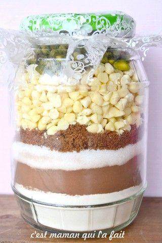 recette brownie dans un bocal recette dans un bocal (5)