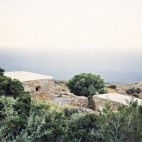 a rustic home in greece | THE STYLE FILES