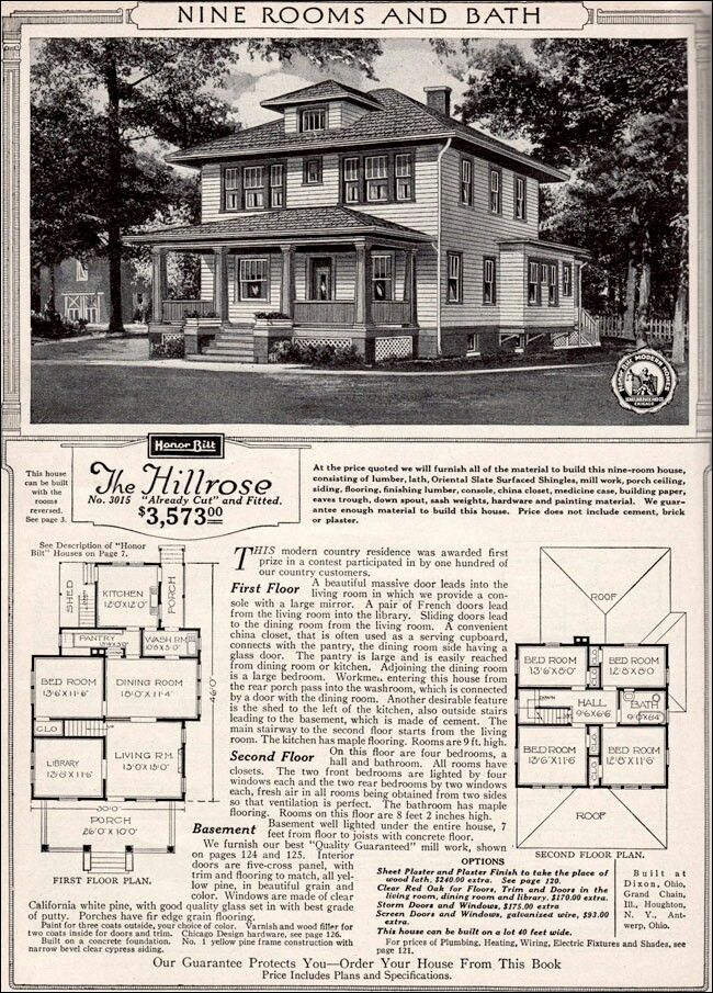 Four Squar House Design Of 1900s: 25+ Best Ideas About Four Square Homes On Pinterest