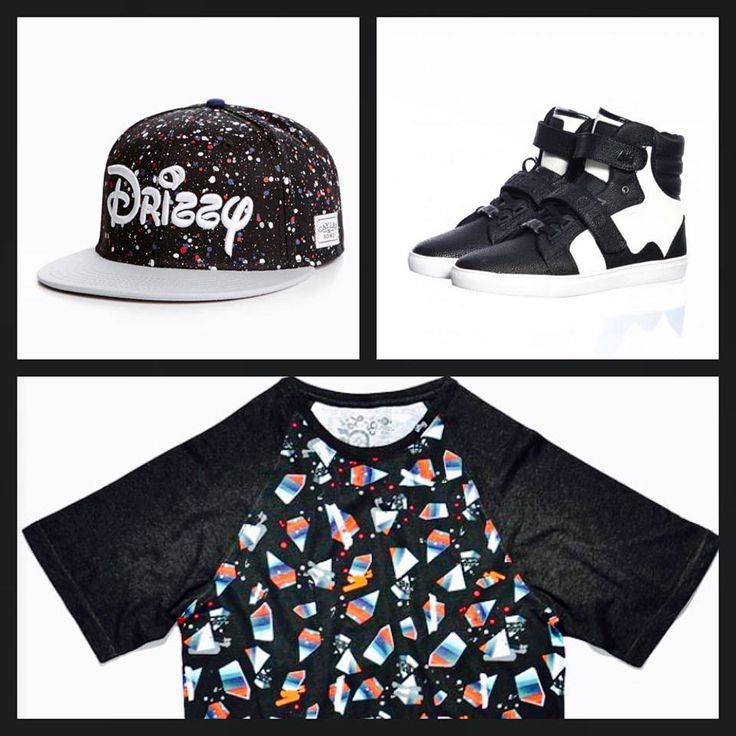 Sunday vibe! Cayler And Sons Drizzy Snapback AH by Android High Propulsion Trainer  LRG Overspray T-Shirt Black