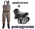 CC3 WADER - PATAGONIA ROCKGRIP COMBO-flyfishing-Rod and Reel – Freshwater and Saltwater Fishing Specialists - New Zealand