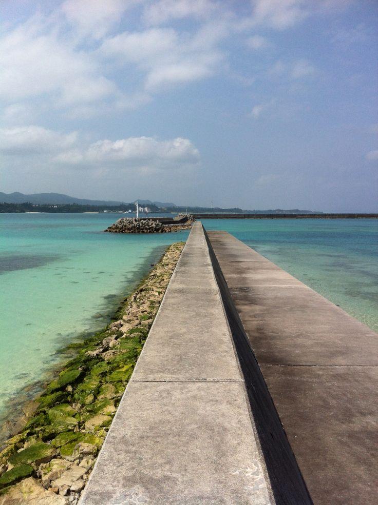 okinawa-古宇利島