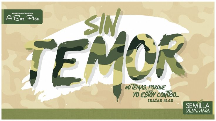 Sin Temor | Series | Semilla de Mostaza