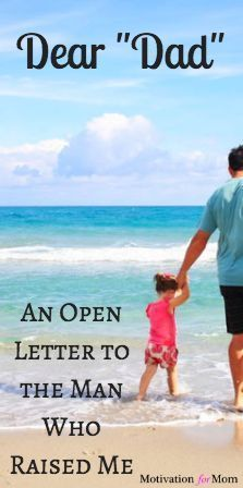 Letter to Dad   Foster Care   Adoption   Father   Foster Parent   Adopt  
