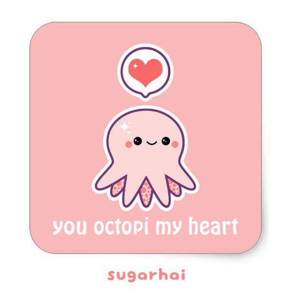 Octopus Pen Emoji