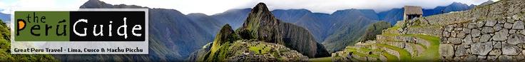 Peruvian Cuisine Recipes by The Peru Guide  http://www.theperuguide.com/gastronomy/peruvian_cuisine_recipes.html