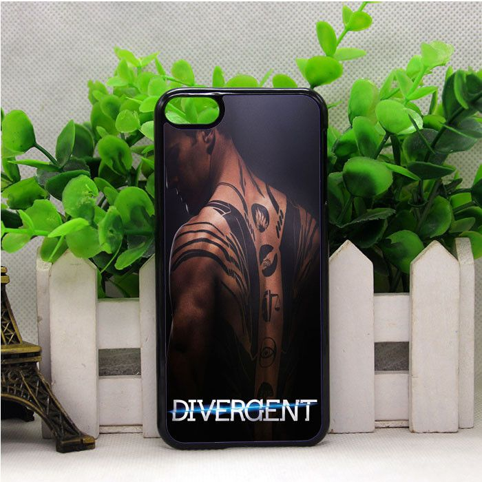 DIVERGENT MOVIE POSTER IPOD TOUCH 6