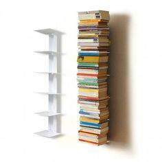 Haseform Bücherturm für 1m Bücher weiß online kaufen ➜ Bestellen Sie Bücherturm für 1m Bücher weiß versandkostenfrei für nur 104,95€ im design3000.de Online Shop!