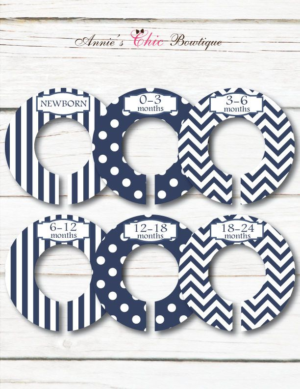17 Best Ideas About Closet Dividers On Pinterest | Organizing Baby Clothes,  Organize Baby Clothes