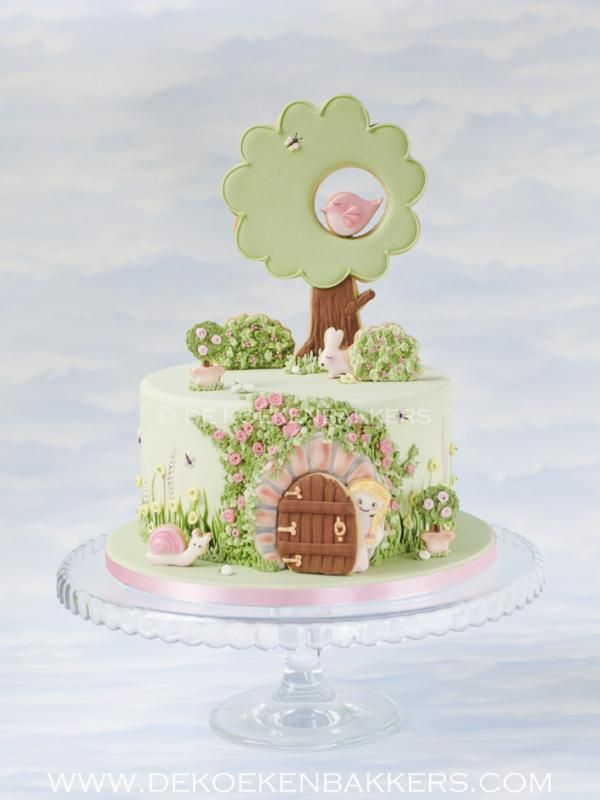 Edible Art, Cake | secret-garden-2-klein.jpg 600×800 pixels