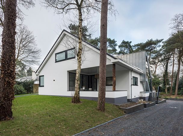 Familiehuis in het bos | studioWA!