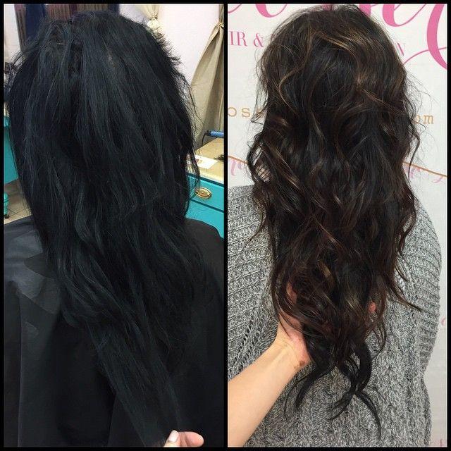 M 225 s de 1000 ideas sobre rayitos en cabello oscuro en pinterest