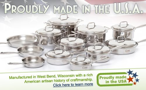 Stainless Steel Cookware | 360 Cookware | Stainless Steel Cookware