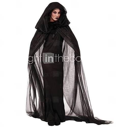 pasen dag zwarte polyester duivel cosplay vrouwen demon Halloween kostuums 2016 – €36.25