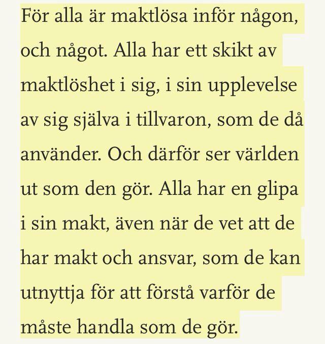 Lena Andersson - Egenmäktigt förfarande