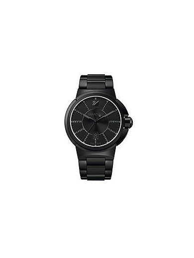 http://sellektor.com/on Piazza Grande Black Tone  Watch