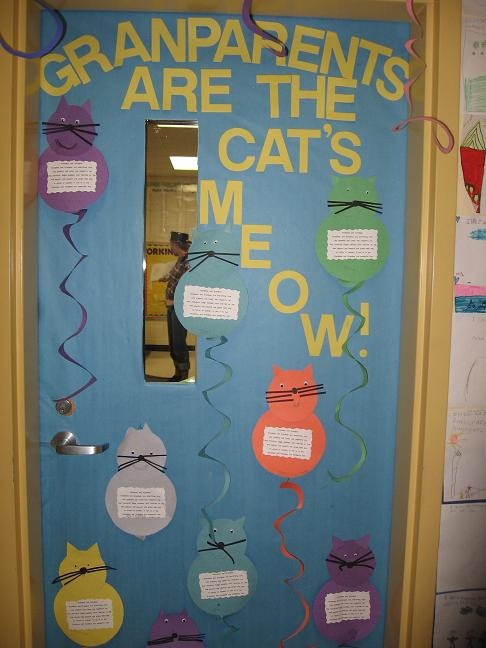 20 best grandparents in the classroom images on pinterest for Idea door activity days