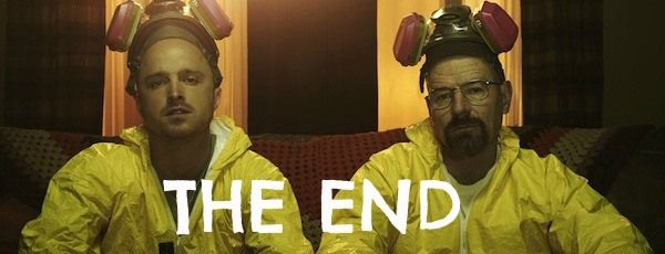 Breaking Bad: Series Finale Review!  How was the end?!
