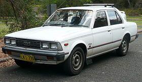 Toyota Corona T130 series – 1978