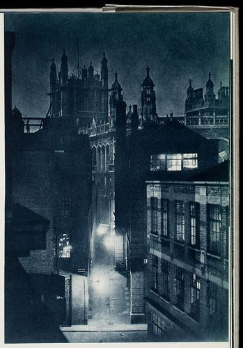 Morrison & BurdekinPlate from John Morrison and Harold Burdekin London Night (Collins, 1934)