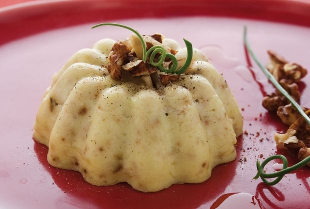 Sformatini al gorgonzola