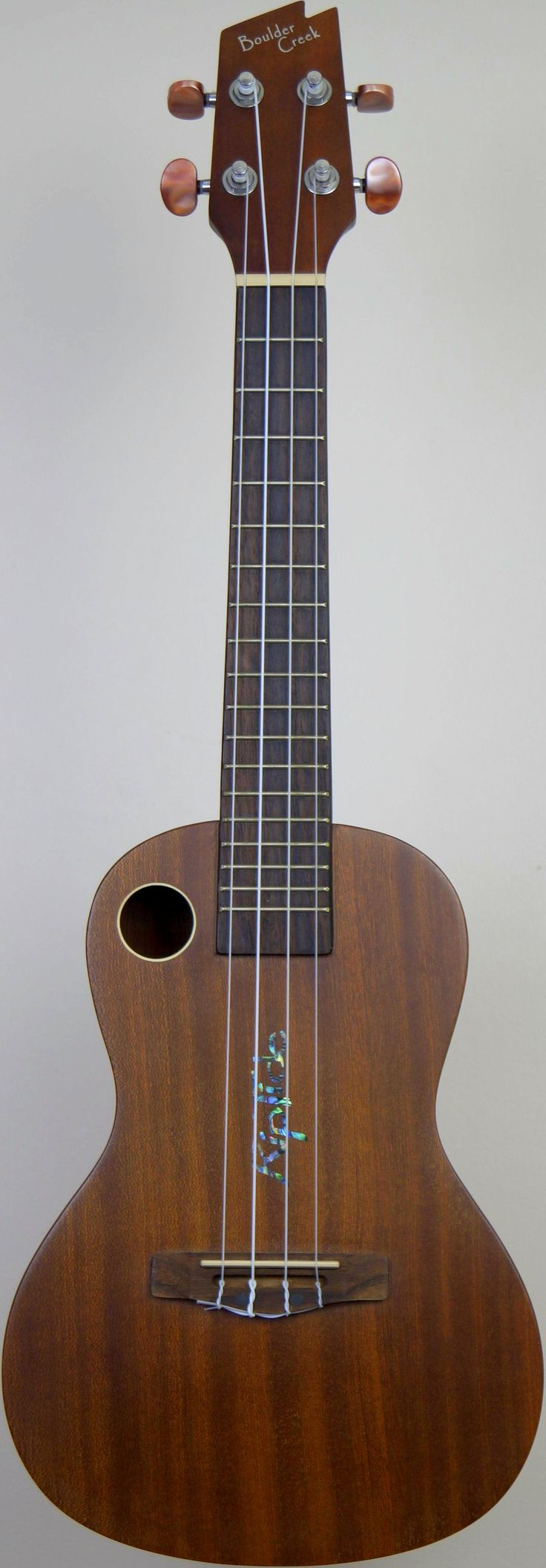 129 best guitar chords images on pinterest guitar guitar my old style boulder creekmahogany concert at ukulele cornerlardys ukulele of the day 2013 hexwebz Images
