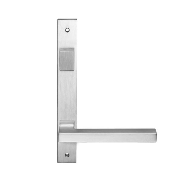 Zola on Aust. narrow stile plates 50 series-Door Furniture, Door Handles, Door Knobs, Bathroom Accessories, Door Hardware, Cabinet HardwareProduct Categories - Door Handles - Zola -