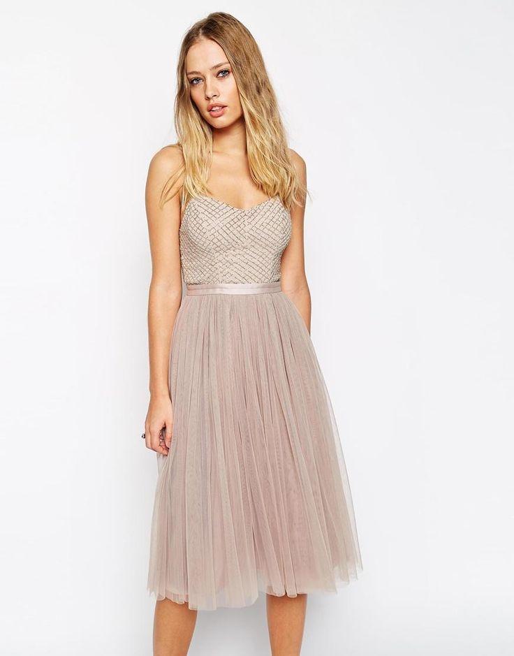 Needle & Thread | Needle & Thread Embellished Coppelia Ballet Dress at ASOS