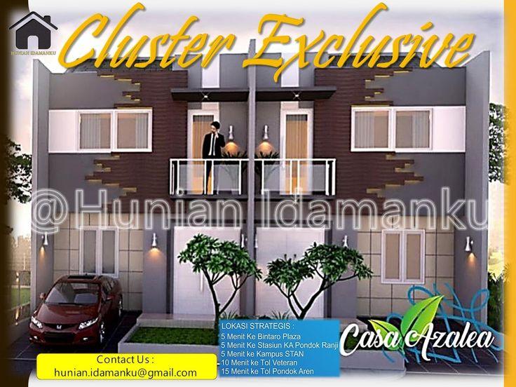Casa Azalea Residence Bintaro | Rumah Dijual | Rumah Minimalis Mewah | C...