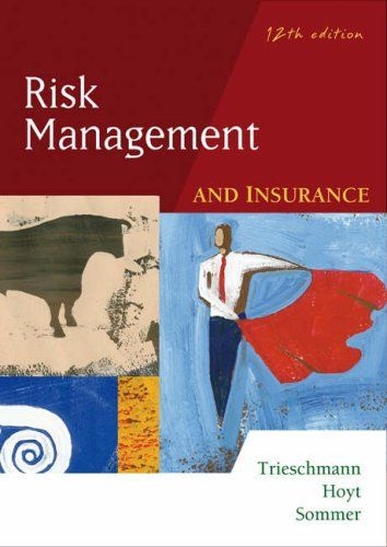 This proven, market-leading text provides a thorough, current introduction to risk management and insurance. It assists the learner in identifying, analyzing, and managing risk through insurance and alternative tools/techniques such as loss control, risk retention, and risk transfer. This... more details available at https://insurance-books.bestselleroutlets.com/risk-management/product-review-for-risk-management-and-insurance-2/