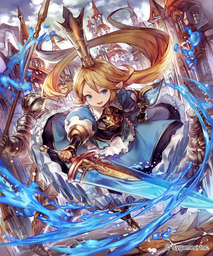 Charlotta (Granblue Fantasy)/#1870094 - Zerochan