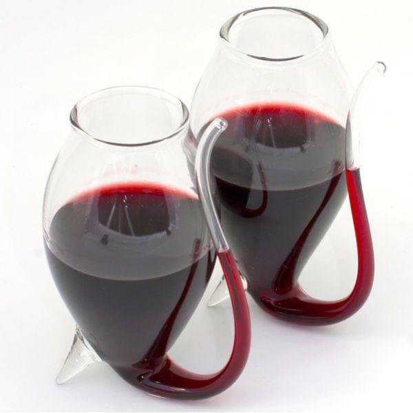 Port Sipper Glasses (2 Pack)