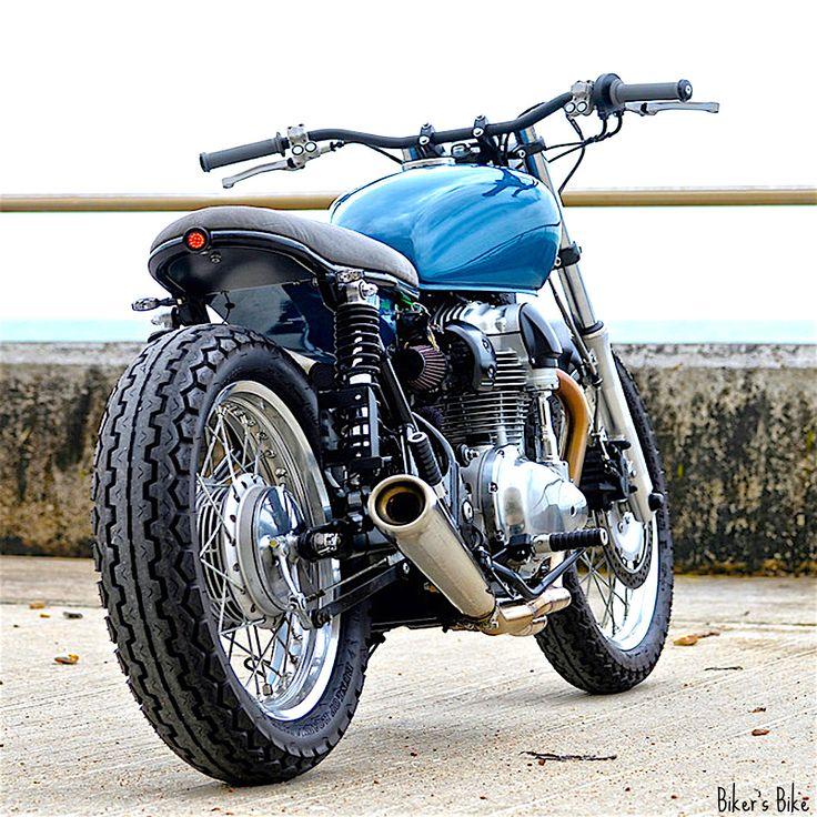 Biker's Bike