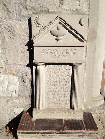 Carl Jung Depth Psychology: Carl Jung's Stone Memorial to Emma Jung