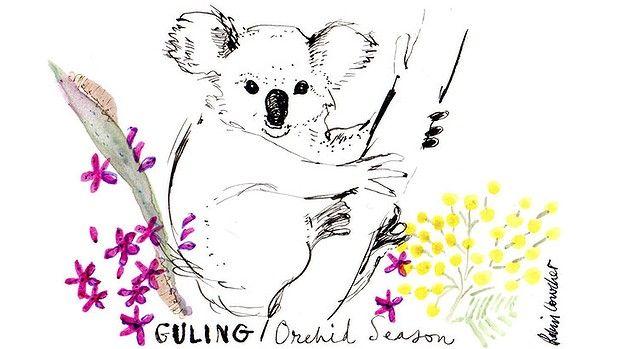 Kulin calendar | Michael Green