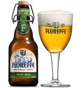 Floreffe Blonde - Bierebel.com, la référence des bières belges