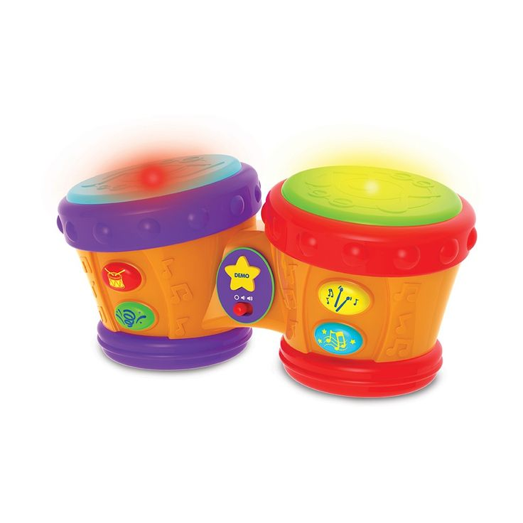The Learning Journey, Toy Drums and Percussion