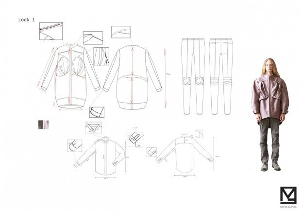 21 best Flat Garment Specification Drawings images on