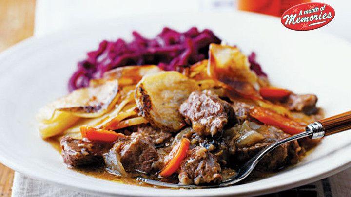 Lancashire hot pot   Recipes   Yours