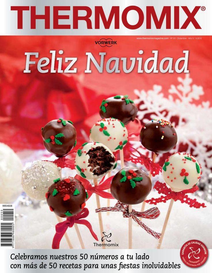 Revista Thermomix nº50 - Feliz Navidad