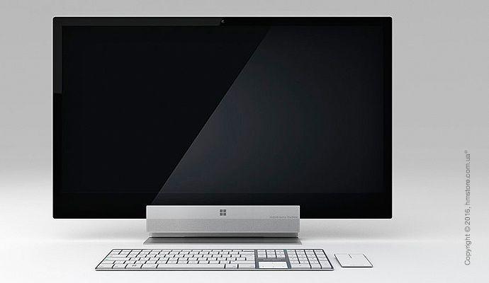 🌄 Крутая продукция от Microsoft   Несомненно, последние новинки от Microsoft, серия «Surface», положительно повлияют на их «экосистему»… Однако, по сравнению с гигантами Mac, им все же еще не хватает стиля. Решение от дизайнера Aziz BelKharmoudi предлагает Вам мощный настольный компьютер, но с интерфейсом, которому позавидует любой продукт от Apple. Его строгий, минималистский вид позволяет во всей красе раскрыться блеску Windows 10. Можно с уверенностью сказать, что это лучший концепт…
