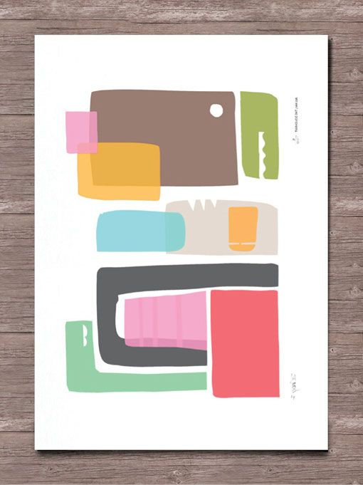 Elroy Ink Prints.: Elroyink, Graphic, Color, Abstract Print, Illustration, Elroy Ink