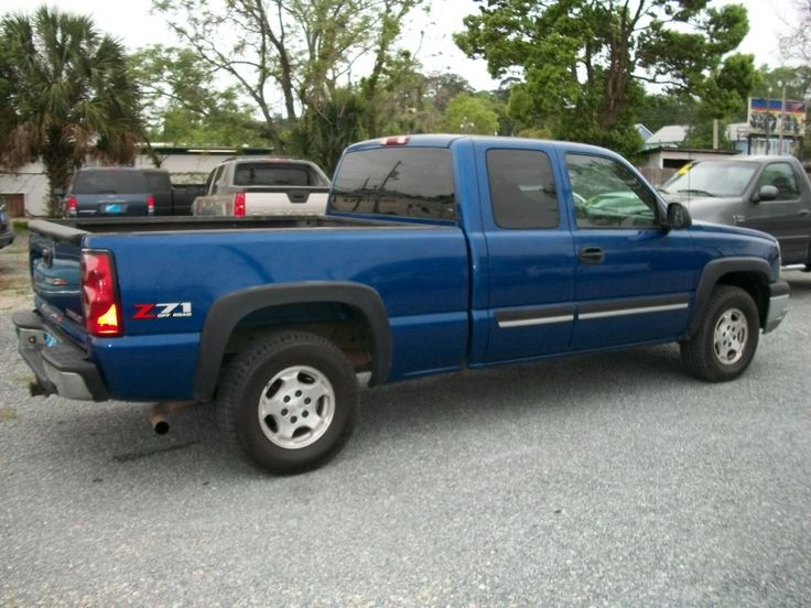 2004 Chevrolet Silverado1500 forsale in Tallahassee