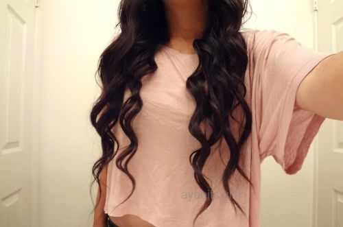 i wish i could get my hair like this